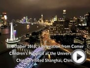 Comer-UChicago Sign Agreement with Shanghai Hospital