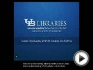 Downloading CINAHL (EBSCO) Citations into EndNote - Fall 2010